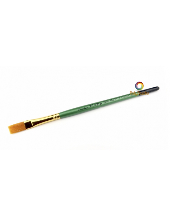 12 mm Flat Tristar paintbrush