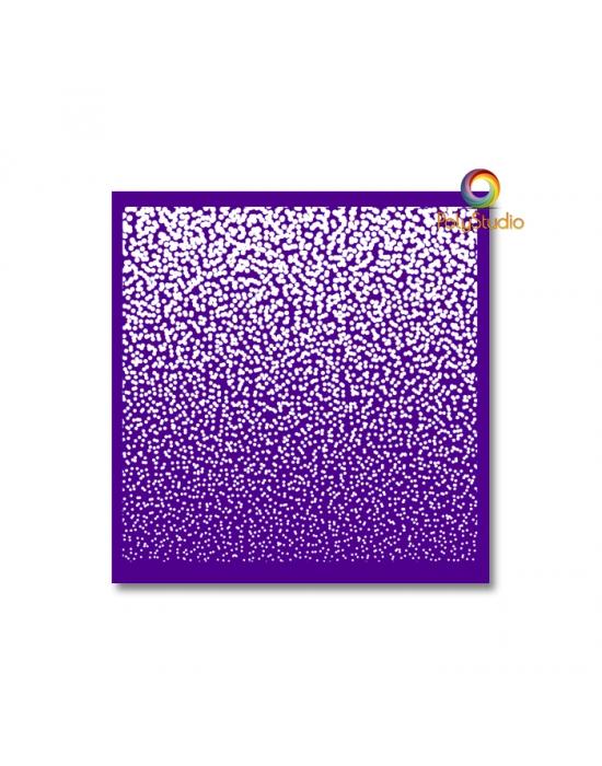 VeroS Screen Cloud of dots
