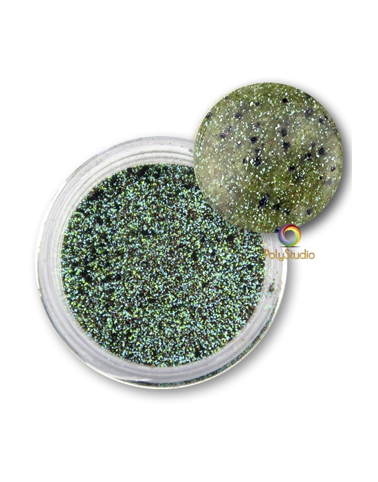 WOW embossing powder Dixon Green colour blend