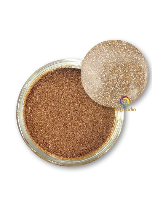 WOW embossing powder opaque Earthtone Paprika