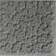 Texture stamp A. Belchi Contemporary Clovers