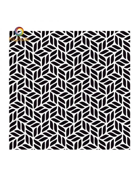 Texture stamp A. Belchi Pop Curtain