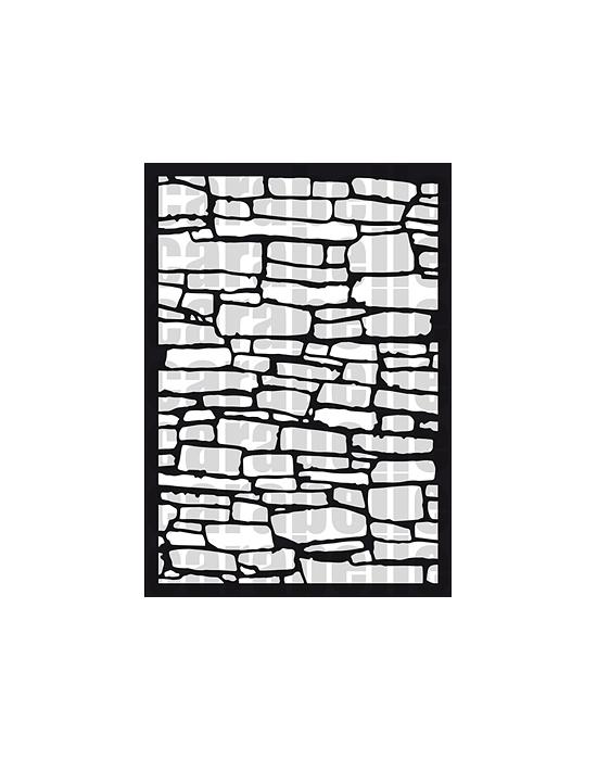 Masque Mur de pierres Carabelle