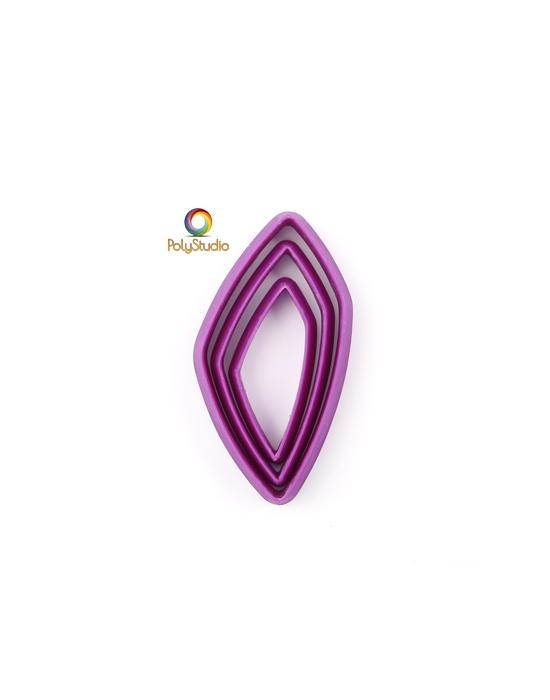 3 Emporte-pièces 3D L. Bakulina No 30