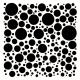 Bubbles Stencil