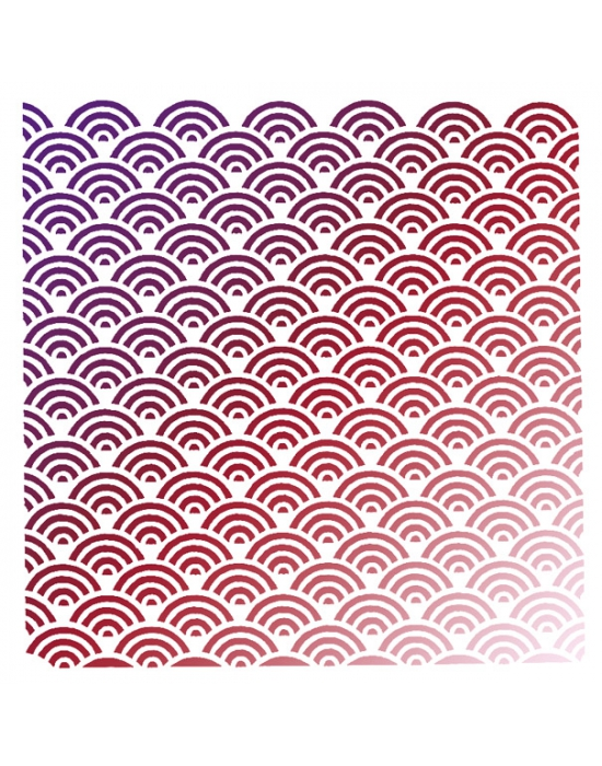 Waves Stencil