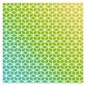 Cubes stencil