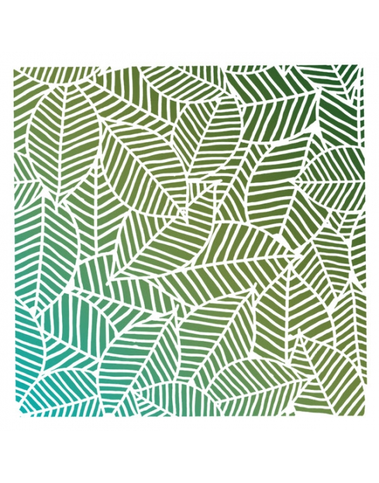 Foliage Stencil
