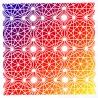 Suns Stencil