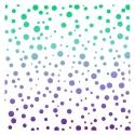 Pretty dots Stencil