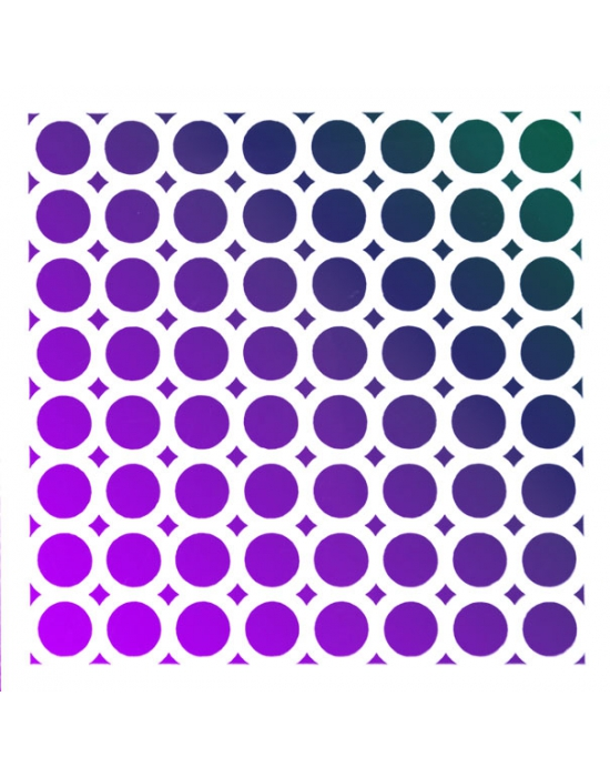 Spots Stencil