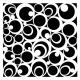 Orbits Stencil