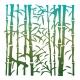 Bamboo Stencil