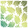 Palms Stencil