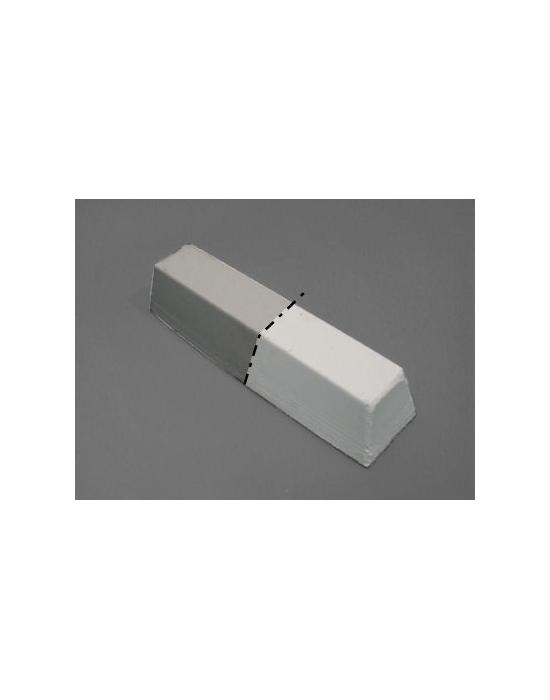 White polishing compound steel, plexi...