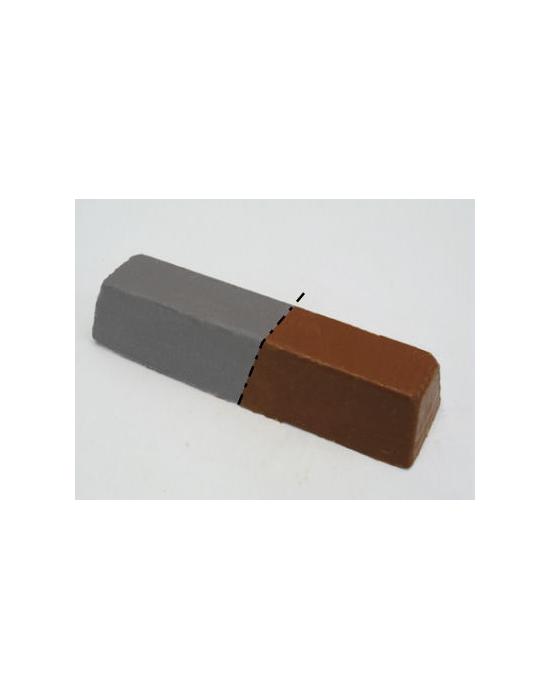 425 g Brown polishing compound brass, copper, bronze