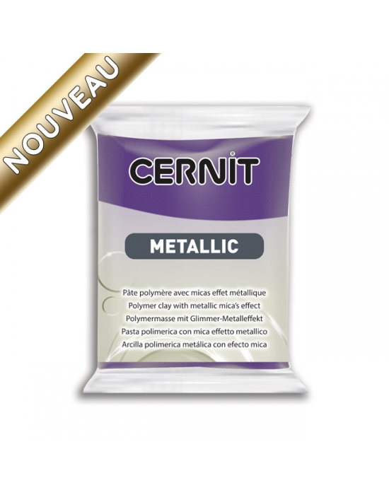 CERNIT Metallic 2 oz PURPLE
