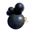 Black Holographic Powder