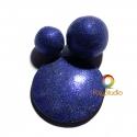 Ultramarine Holographic Powder