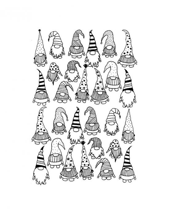 Écran Hanni Gnomes