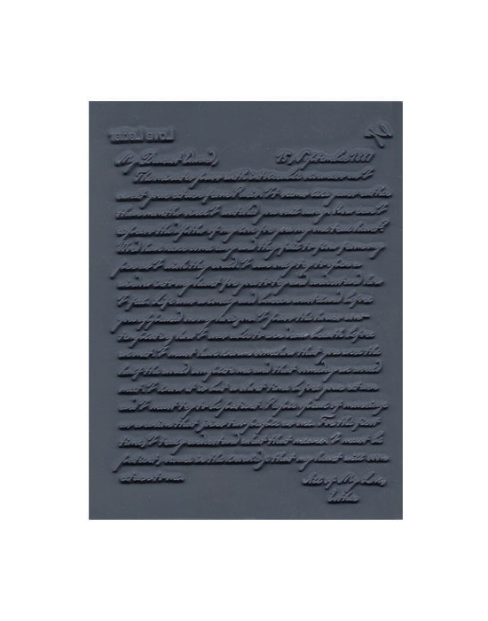 Texture L. Pavelka Love Letter