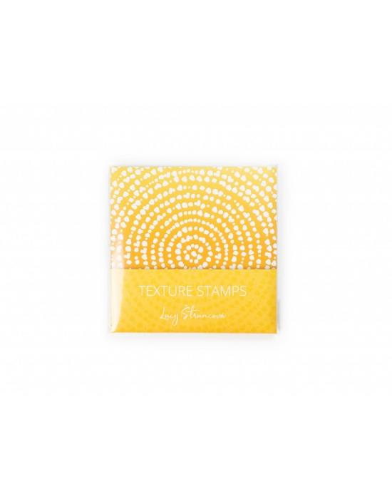 L. Struncova texture stamp Nr 1