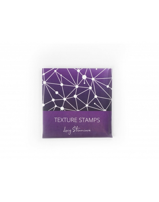 L. Struncova texture stamp Nr 7