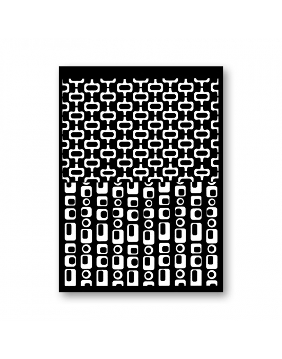 Tonja silk screen Retro
