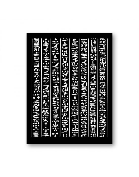 Tonja silk screen Saqqarah