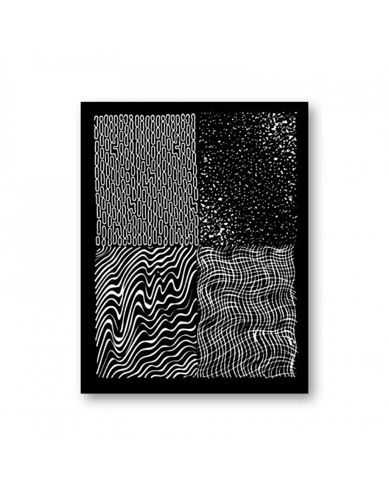 Tonja silk screen 4 Patterns Nr2