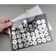 Magnetic storage for extruder disks