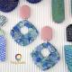 Tonja silk screen Delicate Gingko