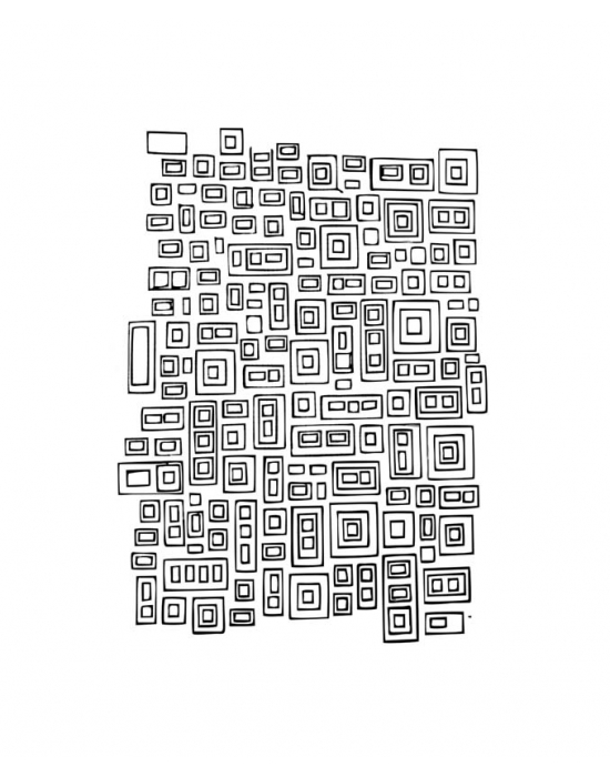 Écran Hanni Beaux blocs