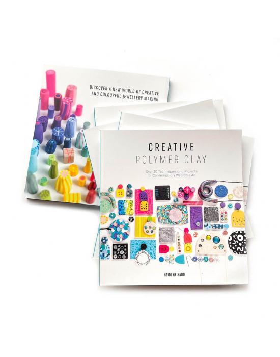 Creative Polymer Clay by Heidi Helyard