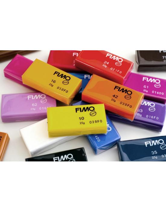 2 FIMO Soft 25 g 1 oz blocks