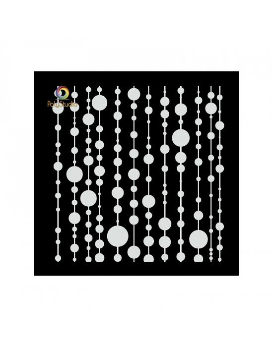 Texture A. Belchi Pop Curtain