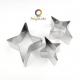 3 Star stainless steel cutters