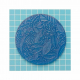 Texture stamp Nr 103