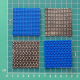 3 mini texture stamps Nr 4