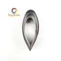3 Petal 7 stainless steel cutters