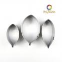 3 Petal 6 stainless steel cutters