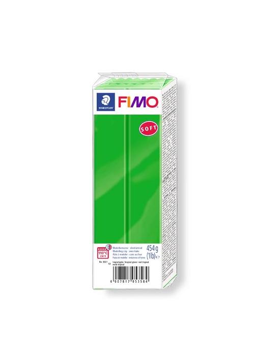 FIMO Soft 350 g Vert tropical N° 53