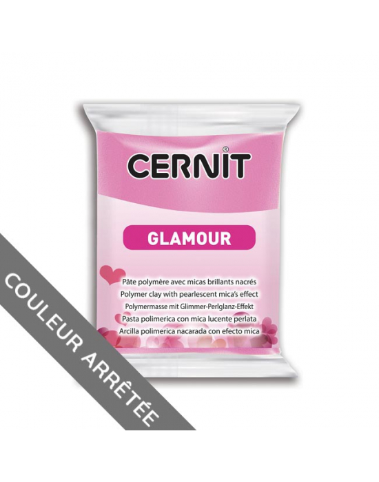 CERNIT Glamour 2 oz Fuchsia Nr 922