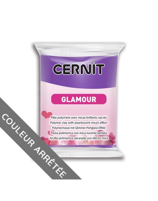 CERNIT Glamour - 56 g - Violet - N° 900
