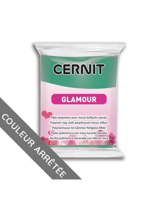 CERNIT Glamour - 56 g - Vert - N° 600
