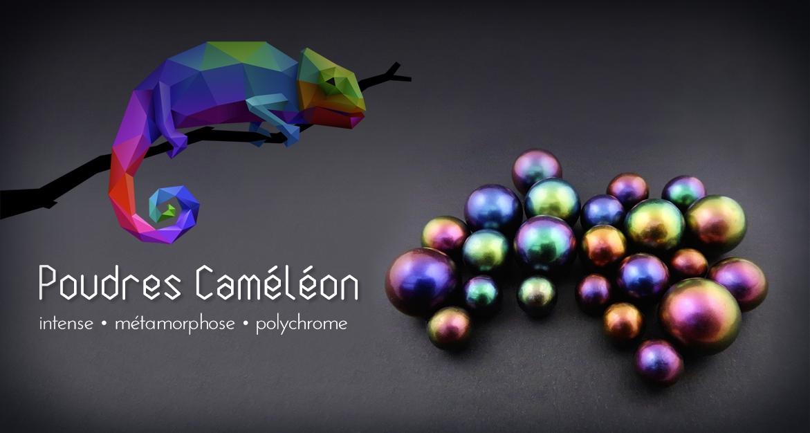 Poudres Caméléon