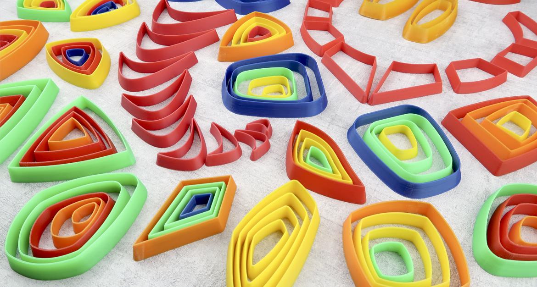 Emporte-pièces 3D