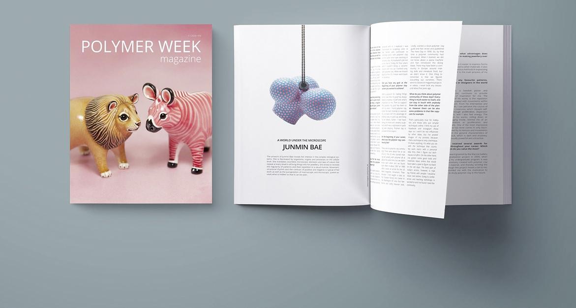 Magazine Polymer Week 2020 No 1