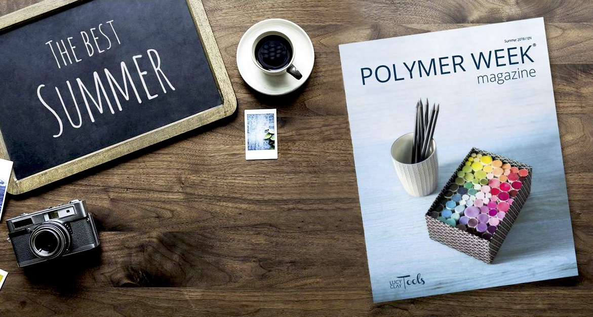 Magazine Polymer Week Summer 2018